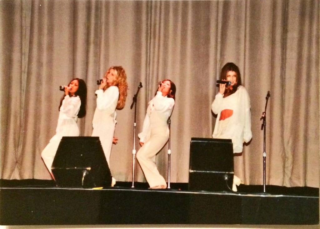 Euphony Performing at Motown Records