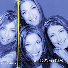 The Darins- Letting Go- album cover